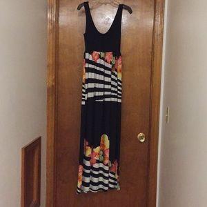 Radzoli Multi color maxi dress